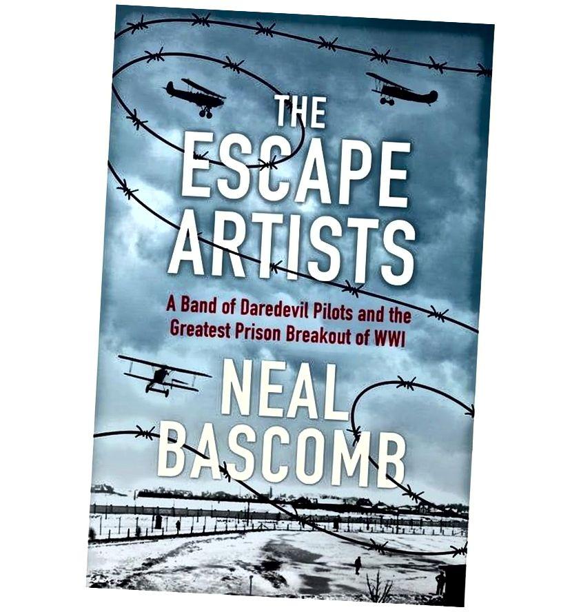 Ketika datang ke sebuah buku tentang istirahat penjara, dan perpaduan ilmu pengetahuan dan sejarah, buku Neal Bascomb, The Escape Artists menawarkan salah satu cerita non-fiksi terbaik yang pernah Anda minta mengenai masalah ini. (NEAL BASCOMB / HACHETTE)