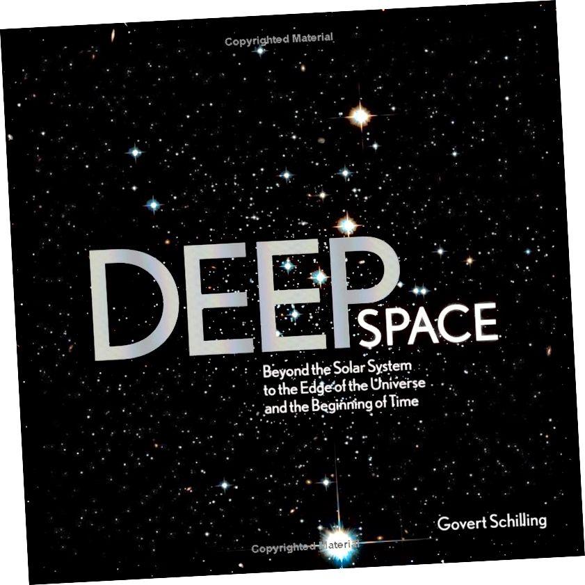 Deep Space adalah buku meja kopi yang indah tentang ruang dan apa yang ada di luar sana, tetapi jauh lebih dari itu. (GOVERT SCHILLING / BLACK DOG & LEVENTHAL)