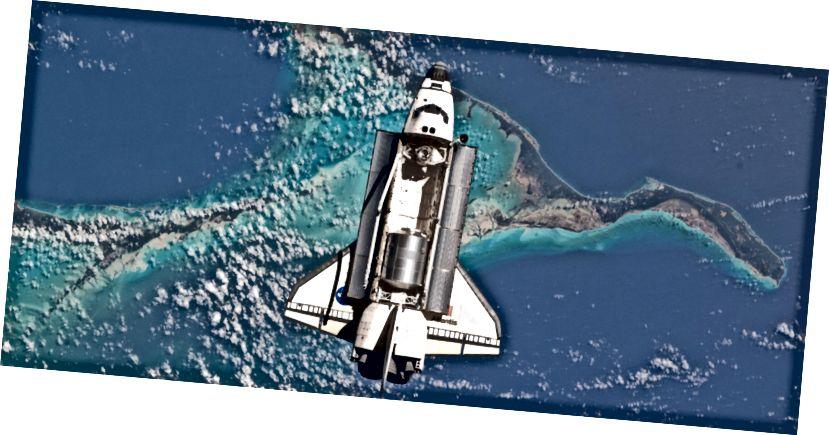 «СТС-135» - Кредит: НАСА