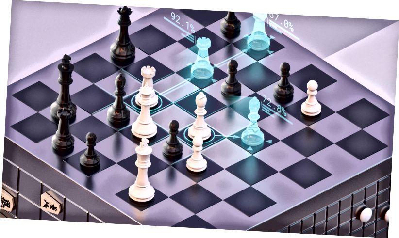 AlphaZero AI kujutamine, DeepMindi nõusolek