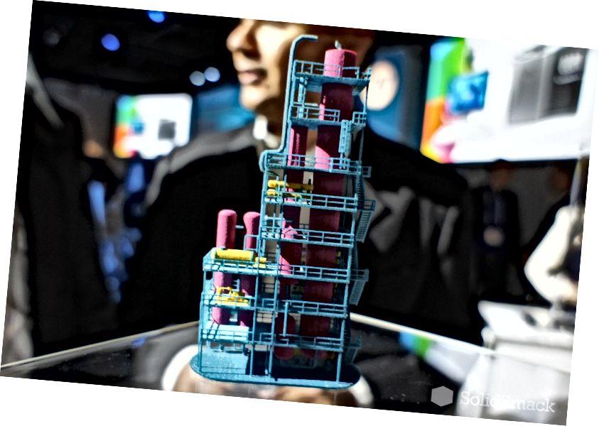 Δομή εργαλείων νάιλον | Μοντέλο Full Color Powerstation