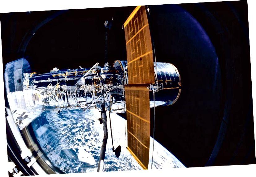Касмічны тэлескоп