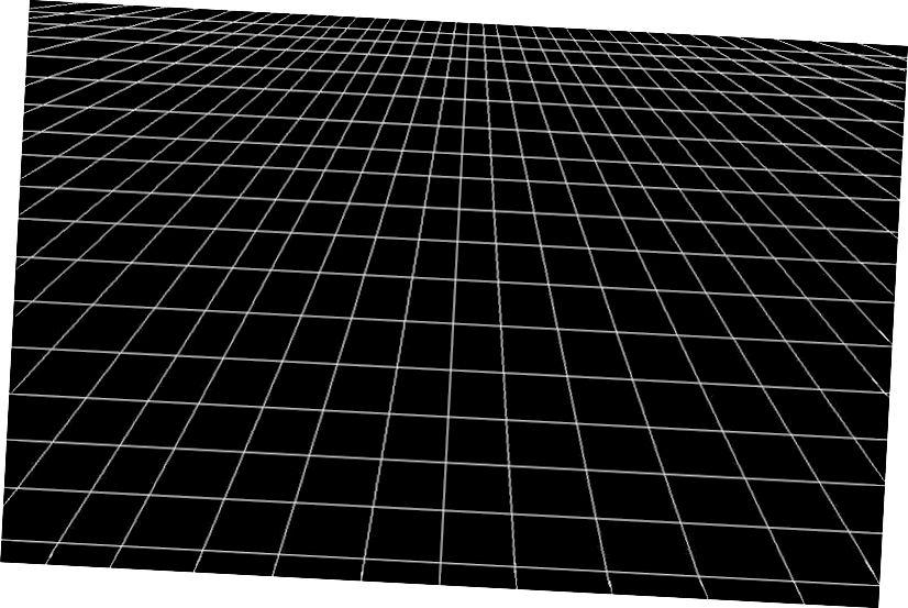 Eine Darstellung eines flachen, leeren Raums ohne Materie, Energie oder Krümmung jeglicher Art. Wenn dieser Raum die niedrigstmögliche Nullpunktsenergie hat, kann er nicht weiter reduziert werden. Bildnachweis: Amber Stuver / Living Ligo.