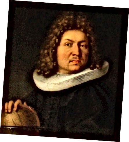 Джакаб Бернулі (1655-1705), прафесар матэматыкі Базельскага універсітэта