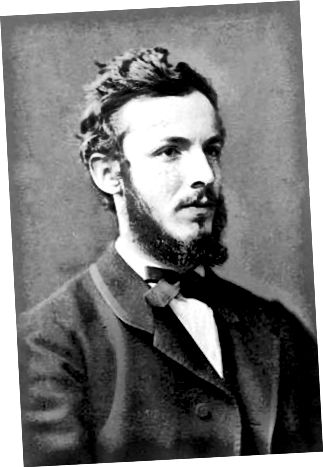 Georg Cantor intorno al 1870