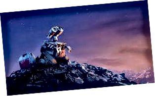 Fuente: película Wall-E