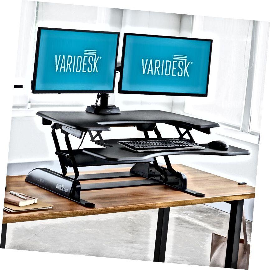Ezt az állandó íróasztalot használom. Azt ajánlanám, kivéve, nos, olvassa tovább