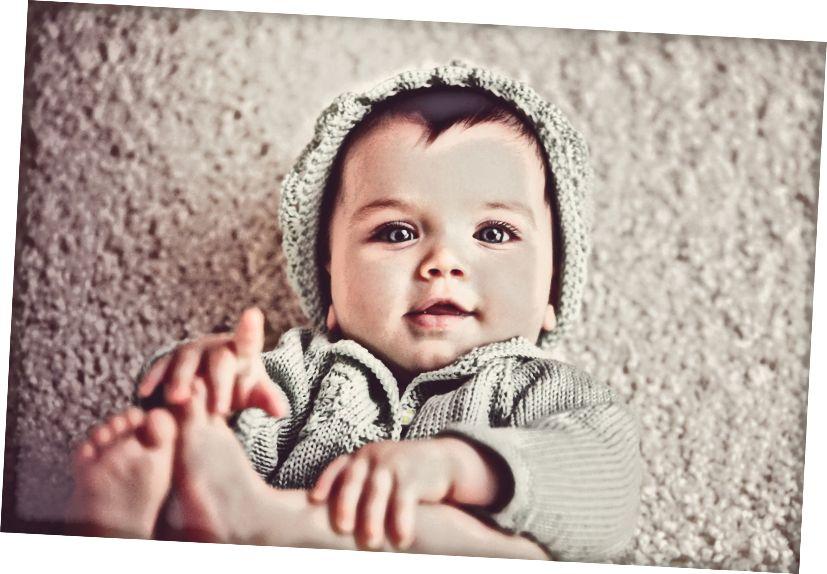 Vielleicht schießen Babys telomerzerstörende Laser aus ihren Augen. Wir wissen es einfach nicht
