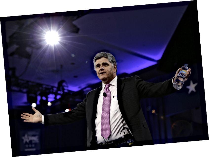 Шон Ханіты з Fox News (AP)