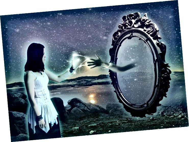 Što leži izvan granica naše percepcije i kako je nalazimo?