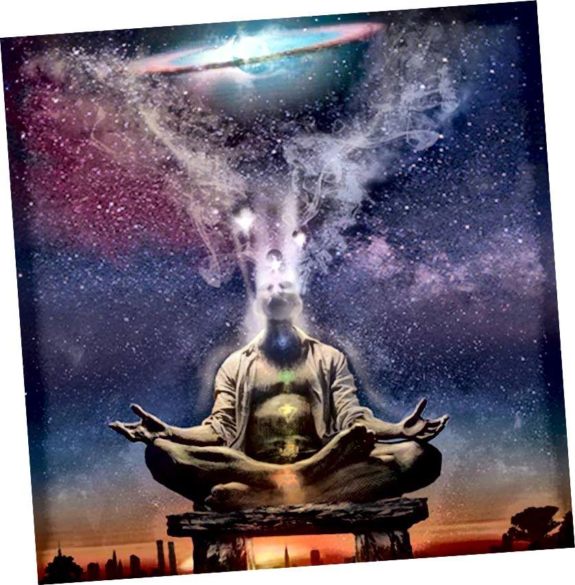 Kad duboko u sebi pronađemo istinu, svi smo jedno i način da naši kreativci iskuse sebe s više stajališta.