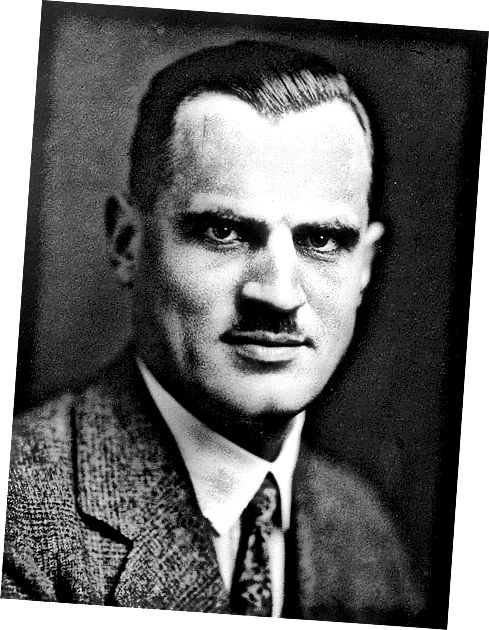 Arthur Compton - Unknown (Mondadori Publishers) [Public domain] wikipedia commons
