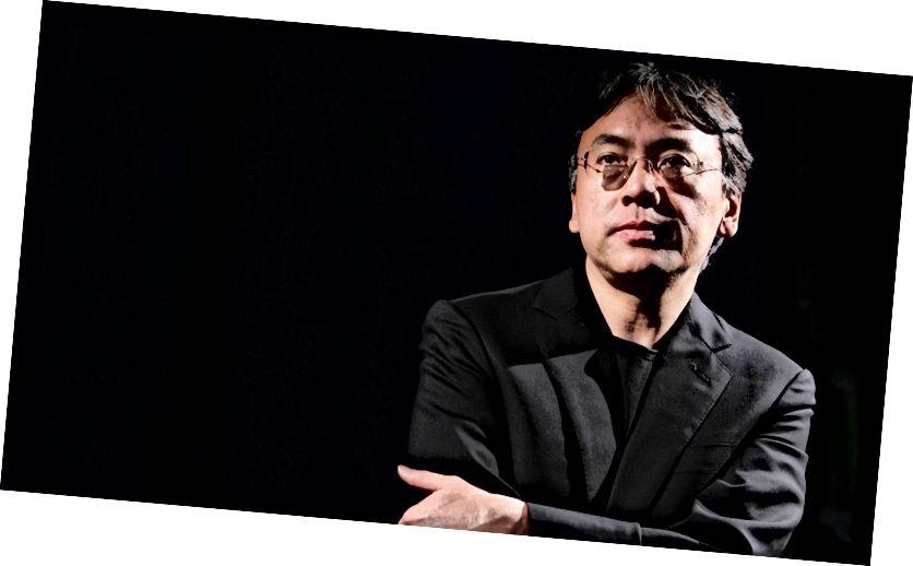 Kazuo Ishiguro. Foinse: Grianchloch