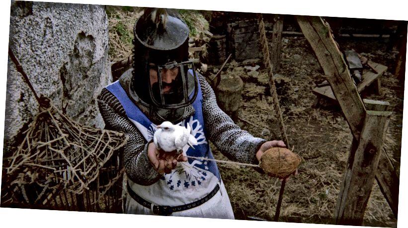 Is corpas eolais agus próiseas imscrúdaithe í an eolaíocht. Is struchtúr córasach amhrais é agus déanann sé dul chun cinn trí bhreathnóireacht, hipitéis agus falsú turgnamhach (is fráma é an grianghraf ón scannán Monty Python agus an Holy Grail, a thaispeánann Sir Belvedere ag ullmhú turgnamh eolaíochta).
