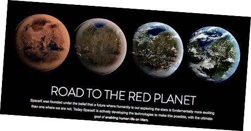 teraformacija crvenog planeta