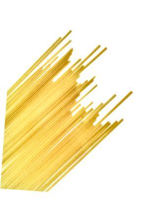 Nouilles spaghetti. © Can Stock Photo / AlfaStudio