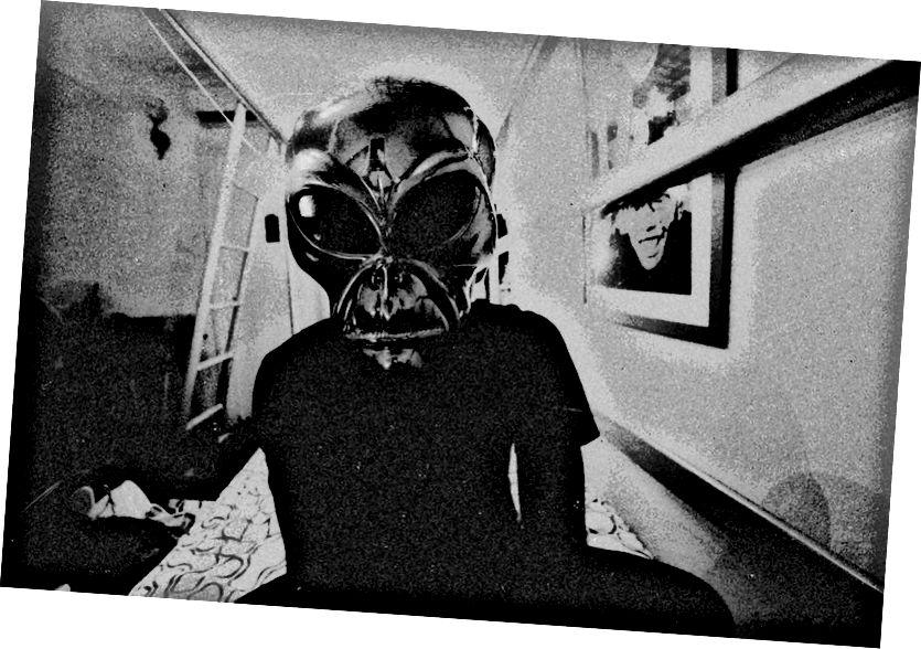 Ο φόβος μας για τους εξωγήινους και η πιθανή εχθρότητα τους απέναντι στην ανθρωπότητα, οδήγησαν μεγάλο μέρος του κοινού συναισθήματος και της παρουσίασης της εξωγήινης ζωής. Πιστωτική εικόνα: plaits / flickr.