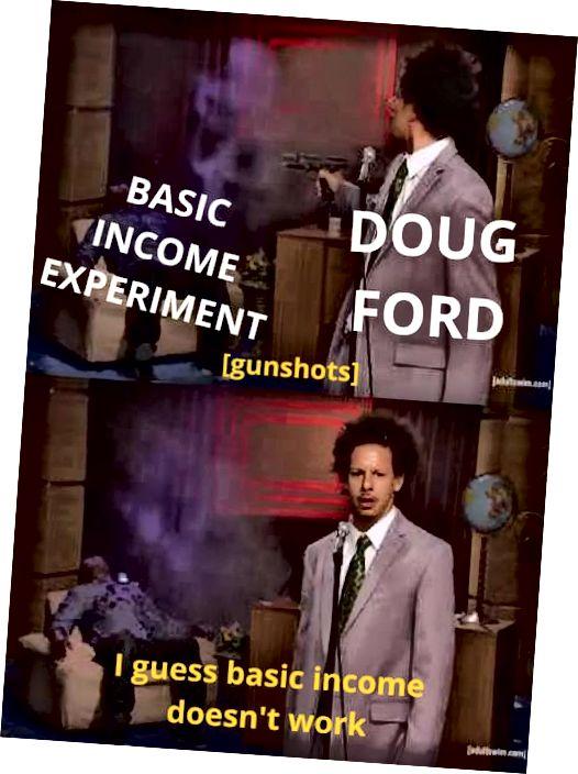 Puške ne ubijaju eksperimente. Ideološki vođeni ljudi.