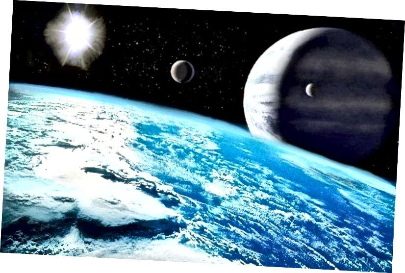 Mogućnosti da u našem Mliječnom putu postoji još jedan naseljeni svijet nevjerojatne su i mučne, ali ako želimo znati je li stvarna ili ne, apsolutno moramo ispraviti znanost. (Korisnik Wikimedia Commons Lucianomendez)
