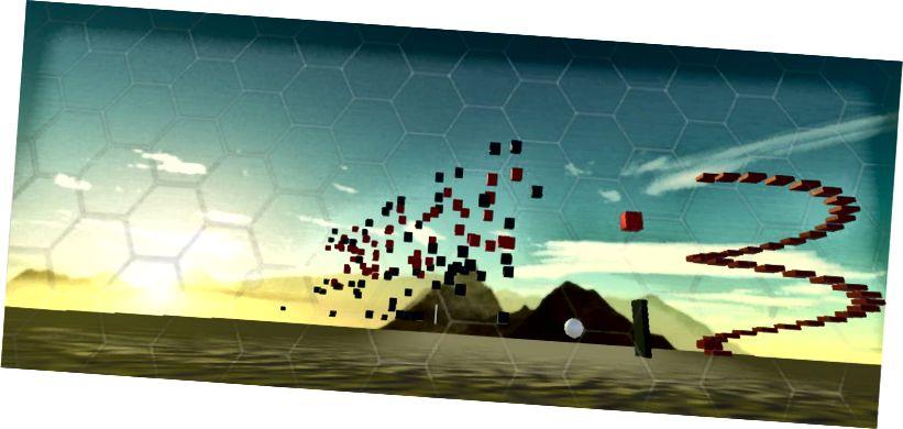 Макет віртуальнай зямлі на продаж. Крыніца малюнка: SiliconANGLE Magazine