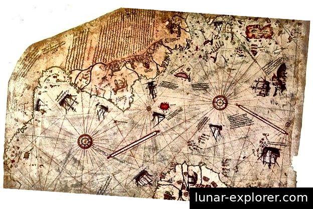 Piri Reis Karte Atlantis.8 Neiespejamas Lietas Ko Musu Senci Darija Pirms Musdienu