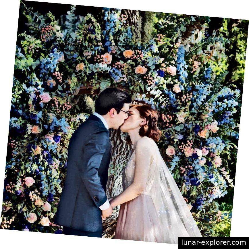 Wir haben geheiratet! Und dann geeked :)