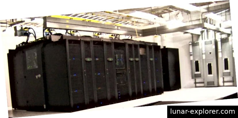 Der Odyssee-Cluster in Harvard. Sehr schick :)