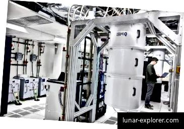 IBM Quantencomputer