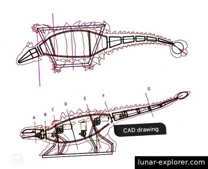 CAD-Zeichnung