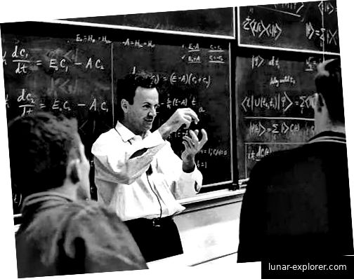 Richard Feynman,