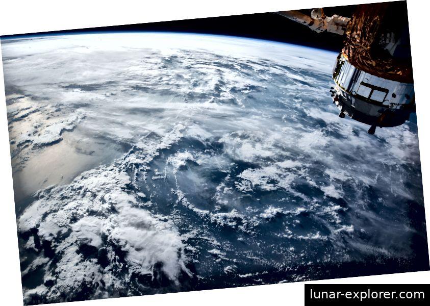 Foto von der NASA auf Unsplash
