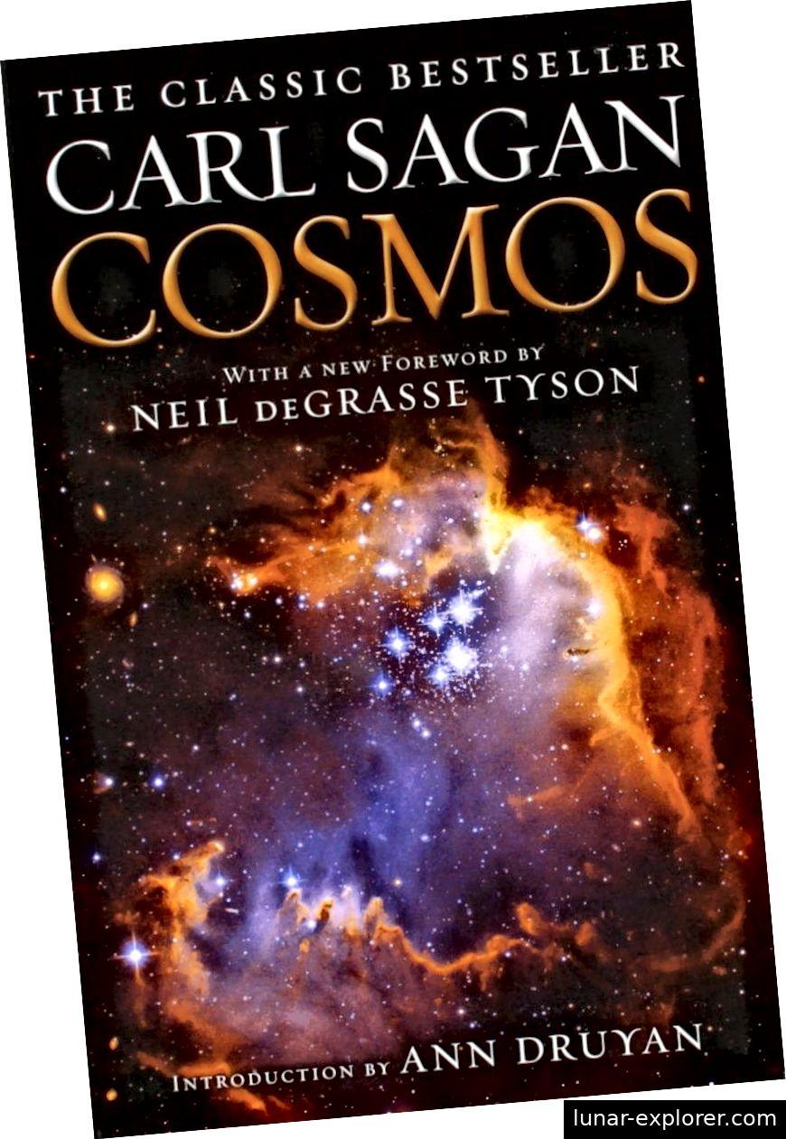 Cosmos [eBook] von Carl Sagan (epub / mobi)