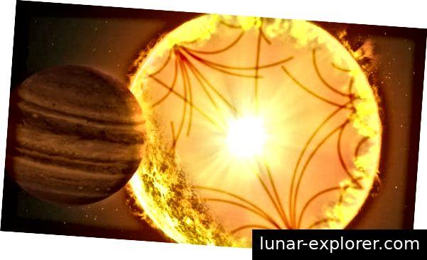 Bildnachweis: Gabriel Perez Diaz / Institut für Astrofísica de Canarias.