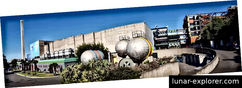 Das INFN-LNS-Labor in Catania