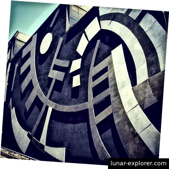 Wissenschaftliche Fakultät an der Zentraluniversität von Venezuela