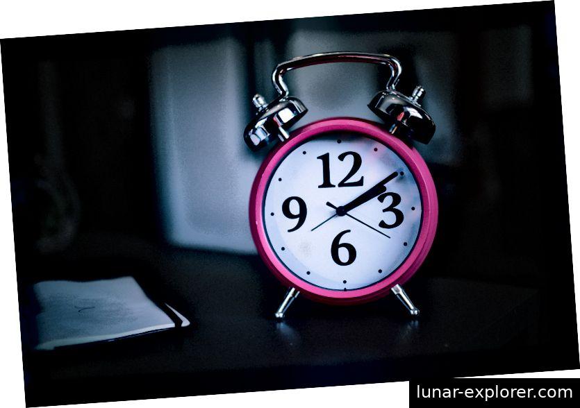 Wann hat sich der Schlaf auf der Zeitachse der Geschichte entwickelt? Foto von Mpho Mojapelo auf Unsplash