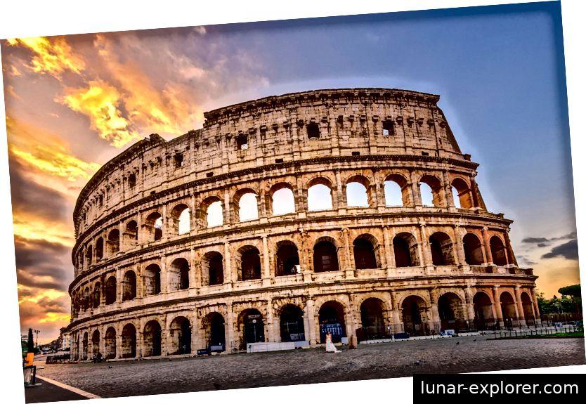 Rom wurde nicht an einem Tag erbaut. Weder wird Nanotechnologie.