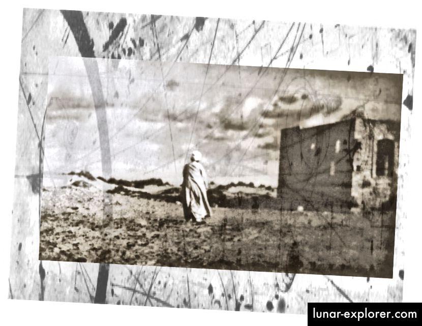 Abdu'l-Baha im Heiligen Land