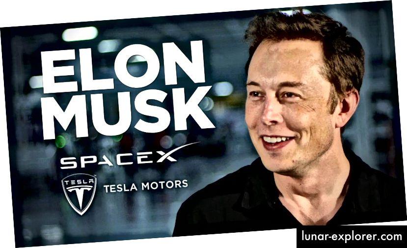 Wer ist Elon Moschus? - Klicken Sie auf das Bild, um ein grundlegendes Verständnis eines komplexen Gefährten zu erhalten