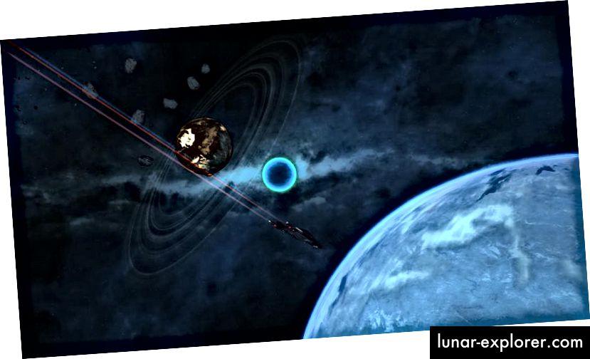 Ein modifizierter fremder Planet könnte einzigartige elektromagnetische Signale zeigen, aber dies ist möglicherweise nicht der beste Weg, sie zu finden. Bildnachweis: flickr-Benutzer Ryan Somma, unter einer CC-by-2.0-Lizenz.