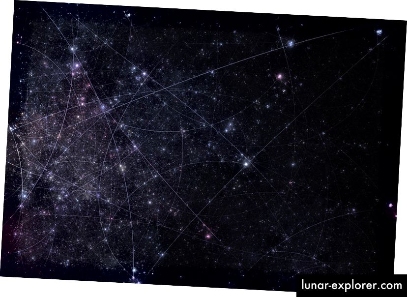 Bestimmte Korrelationen oder physikalische Beobachtungen könnten Indikatoren für ein simuliertes Universum sein, aber viele Annahmen bleiben ungewiss. Bildnachweis: Pixabay User Insspirito.