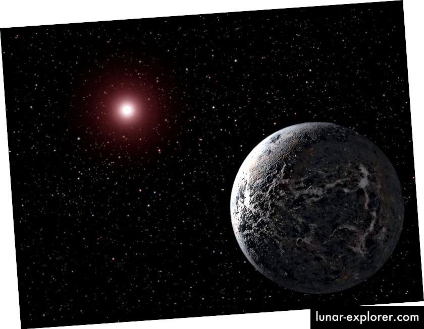 Ein Stern mit einer fremden Zivilisation, die ihn umkreist, könnte seine optischen Signale mit einem intelligenten Signal überlagern. Könnten wir es erkennen, wenn ja? Bildnachweis: NASA.