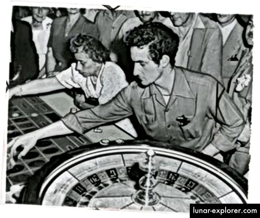 Las vegas casino blir rnad