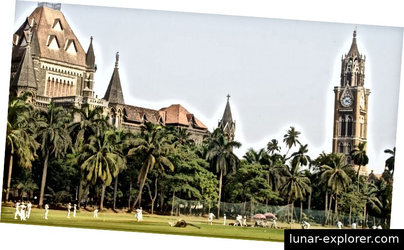 Oval Maidan, Mumbai