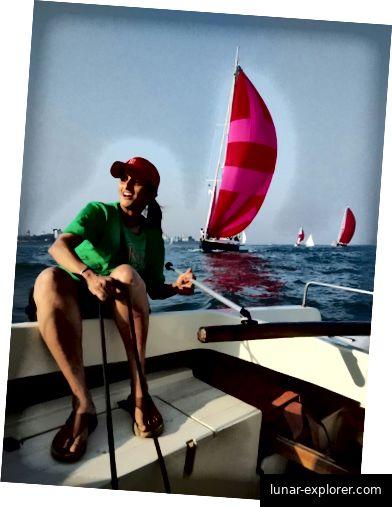 Seemann, Hafen von Colaba