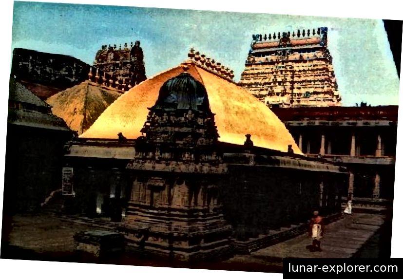 Hram Lord Nataraja, Chidambaram