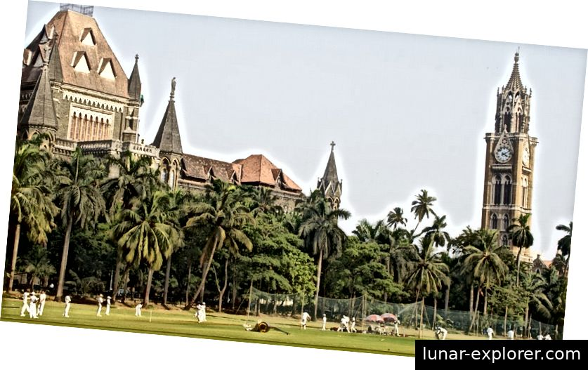 Ovalni Maidan, Mumbai