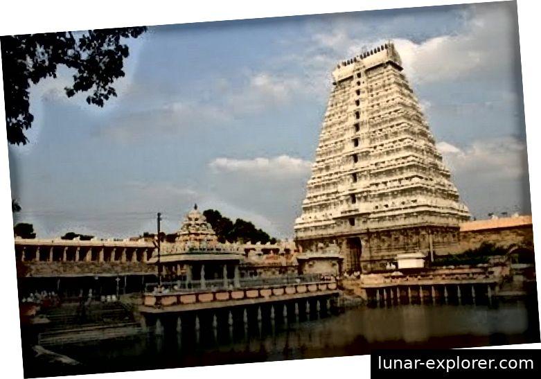 Hram Sri Arunachaleswara, Thiruvanamalai