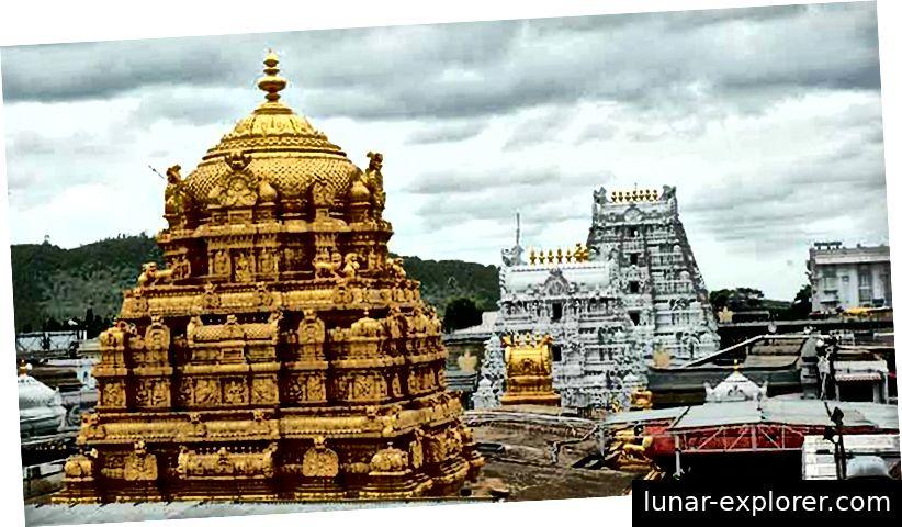 Hram Balaji, Tirupathi