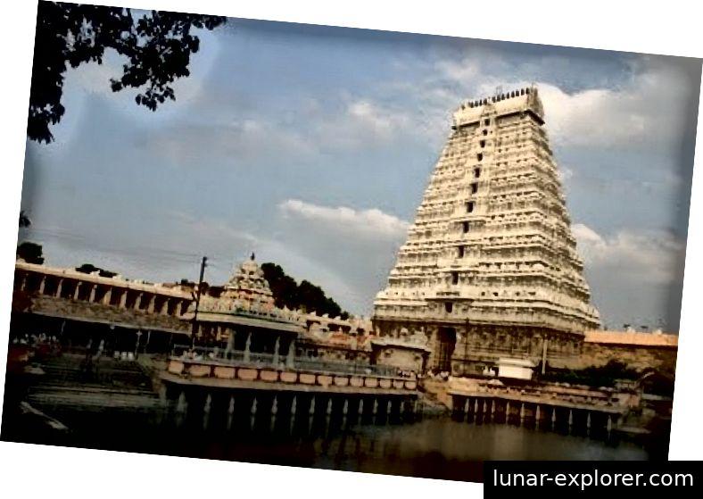 Sri Arunachaleswara Tempel, Thiruvanamalai
